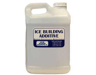 Ice Building Additive