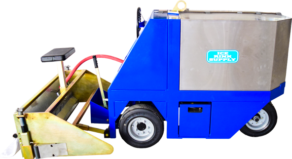 Mini Resurfacer > Products - Ice Rink Supply